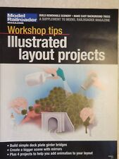 Model Railroader - Workshop Tips - Illustrated Layout Projects