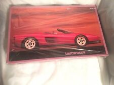 FUJIMI  TESTAROSSA SPYDER 1/16  10108 ''NEW,''SEALED,''MINT''CLASSIC CAR OWN IT