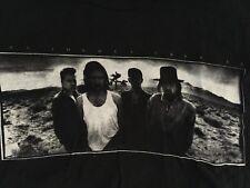 U2 - Joshua Tree 1987 European Tour T-Shirt Adult Medium