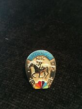 PIN - BREEDERS CUP 1989  NBC  NEW