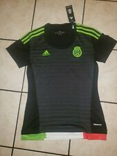 Woman Mexico Soccer Jersey  small size