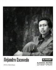 ALEJANDRO ESCOVEDO 8x10 PROMO PHOTO Bloodshot Records publicity press #7
