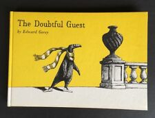 Edward Gorey *The Doubtful Guest* - TRUE (STATED) FIRST EDITION - VERY RARE