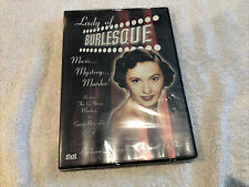 Lady of Burlesque (Barbara Stanwyck, Michael O'Shea) DVD New Sealed