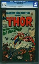 Journey into Mystery 117 CGC 8.5 -- 1965 -- Enchantress. Thor #1093456003