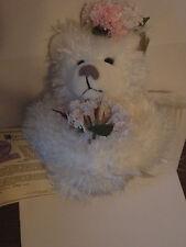 Annette Funicello Starlight Plush 12th Angel Bear #4967 of 20,000! Nib