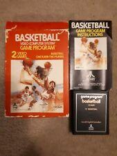 Atari 2600 Basketball CIB (video games)