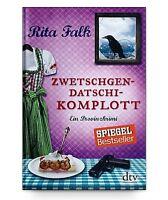 Zwetschgendatschikomplott von Rita Falk * Taschenbuch Neu