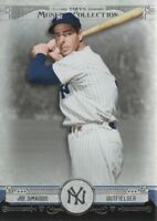 2015 Topps Museum Collection Baseball #64 Joe DiMaggio New York Yankees