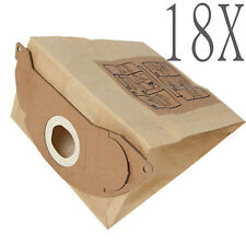 18X Vacuum Cleaner Bags For Karcher MV2 WD2 A2004 2501 2601 3001 A2200 A2054
