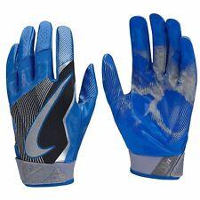 Nike Vapor Jet 4 LE Men's A2XL Football Gloves Royal Blue Silver GF0575 480