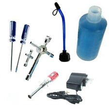 80142A Redcat Racing Glow Plug Igniter w/ Charger Fuel Bottle & Tools RC