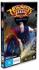 Monster Garage : Season 3 (DVD, 2010, 6-Disc Set)