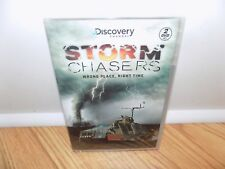 Storm Chasers Season 2 Two (2-disc set)  DVD BRAND NEW, SEALED