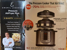 Emeril Lagasse Pressure Air fryer Plus - 6 Quart