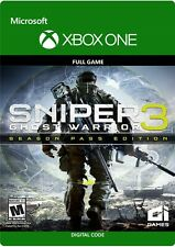 Sniper: Ghost Warrior 3 Season Pass Edition - Xbox One | Digital USA |