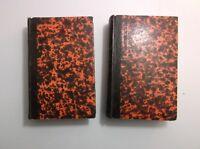 2 antiquare religiöse Bücher - Erklärung mittleren Deharbe´schen Katecismus /S87