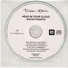 (GQ987) Winter Roberts, Head In Your Cloud - 2005 DJ CD