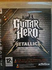 Guitar Hero Metallica PS3 nuovo sigillato versione italiana Activision