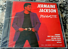 JERMAINE JACKSON DYNAMITE RARE NEW CD I Think It's Love Do What You Do Perfect