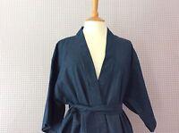 Kimono jacket Denim blue kimono jacket