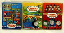"Thomas & Friends My First Look & Find Book 3 Mini 4.6""x 3.6"" Book Lot-Brand New!"