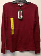 Women's Orvis Long Sleeve Waffle Tee- NWT- Choose size/ Color