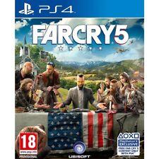Far Cry 5 Ps4 Sec.