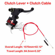 Clutch Lever Red Cable For Chinese Honda CRF50 XR Thumpstar 125cc Pit Dirt Bike