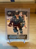 15/16 UD SERIES 1 JOONAS DONSKOI YOUNG GUNS RC SP ROOKIE #230
