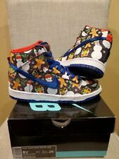 "Nike SB Dunk ""Ugly Christmas Sweater""  (GS) Size 6 Youth"