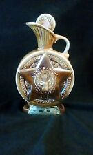 Vintage Jim Beam BPOE ELKS Centennial Collectible Whiskey Decanter 1968