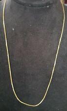18ct gold chain BRAND NEW NEVER WORN