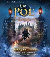 The Poe Estate by Polly Shulman (2015, CD, Unabridged)