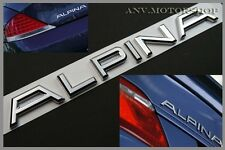 SPORTS REAR BOOT BADGE FOR BMW ALPINA E36 E46 E90 E34 E39 Z3 Z4 E88 E89 323I