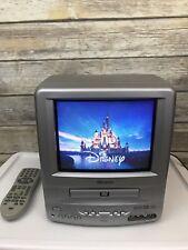 """Memorex Portable 9"""" TV DVD Combo with Remote  MVD2009CB"""