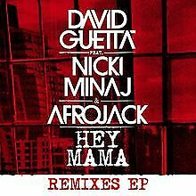 Hey Mama von Guetta,David Feat. Minaj,Nicki & Afrojack   CD   Zustand sehr gut