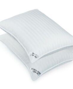 Charter Club Sleep Cloud Down Alternative Medium Firm Density King Pillow White