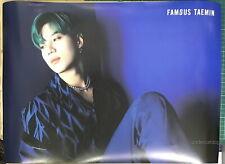 SHINee Tae Min FAMOUS 2019 Taiwan Promo Poster (TaeMin)