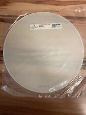 Fensterbild für Seidenmalerei, rund 30 cm Ponge 08 neu