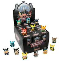 DC DUNNY JUSTICE LEAGUE KEYCHAIN Blind Box Set of 24 New And Sealed