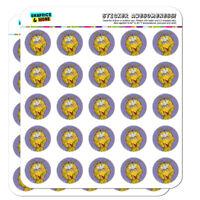 Sesame Street Vintage Big Bird Planner Calendar Scrapbooking Crafting Stickers