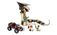LEGO PHARAOHS QUEST 7325 STILL SEALED RETIRED  7-14