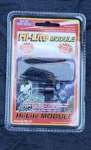 Miracle beam (Hi-Lite) Underwater Aquarium Lighting System #2047 Purple