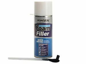 Ronseal  Expanding Foam Filler 300ml