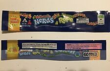 Nerds Rope Empty Packaging Bags Nerds Rope Candy 500ct Nothing Inside! US SELLER