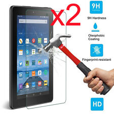 2x For Amazon Kindle Fire HD 7 2015 Gorilla Tempered Glass Screen Protector