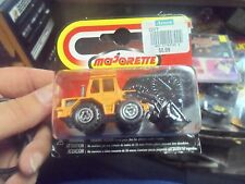 Majorette #263 Tractopelle Front End loader New in Box!