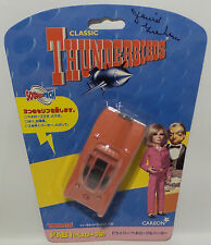 THUNDERBIRDS : FAB 1 SOUNDTECH CARDED MODEL SIGNED BY DAVID GRAHAM IN 2016