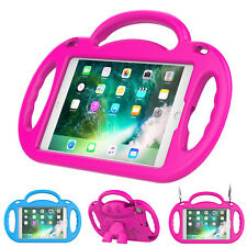 Tough Kids Safe Shockproof EVA From Stand Case Cover For Apple iPad Mini 1 2 3 4